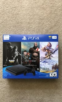 Brand New PS4 Bundle (1 TB) Rockville, 20852