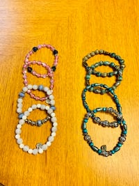 Handcrafted Beaded Bracelets  Manassas, 20110