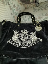 women's black Juicy Couture handbag Springfield, 65802