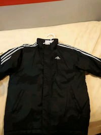 black and white Adidas jacket Cambridge, N1T 1T7