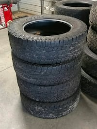 vehicle tire set Hampton, 30228