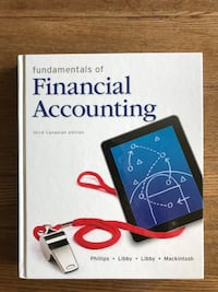 Fundamentals of Financial Accounting 3rd Canadian edition Vancouver, V6K 2V9
