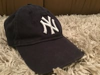 Black New York Yankees cap Langley, V3A 6R9