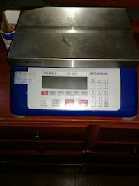 Toledo weighing scale