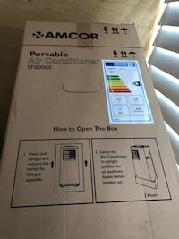 Amcor air conditioner 2.1kw for sale Hayes, UB3 4FE