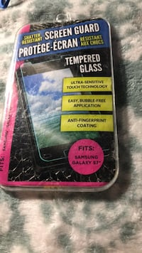 Samsung galaxy s7 screen protector (read desc) Newark, 19702