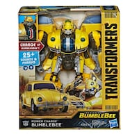 Transformers Power Charge Bumblebee 10.5-inch   Brampton, L6Y 0H7