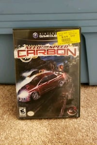 Need for Speed Carbon GameCube Game