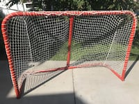 Hockey Net With Shooter Tutor Central Okanagan