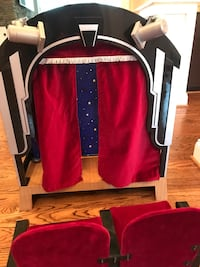 RARE American Girl Doll working theater with seating Vienna, 22180