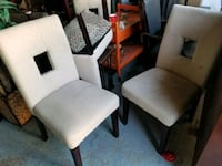 6 chairs that need reupholstering for $25 Calgary, T3B 2J4