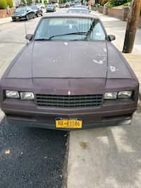 Used Chevrolet - Monte Carlo SS - 1987 for sale in New York - letgo