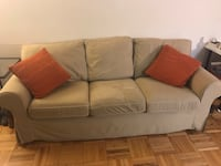 Light Brown IKEA Couch 39 km