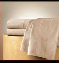 100% Egyptian cotton Full size sheets Tampa, 33625