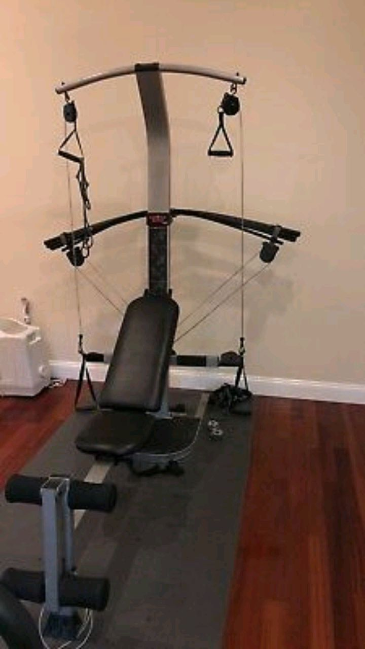 Used weider crossbow home gym for sale in newfield letgo
