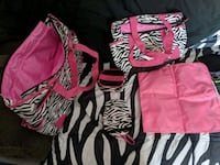 Baby diaper bag never used brand new Topeka, 66608