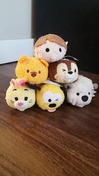 Disney Tsum Tsums! (With tags)
