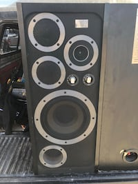 Wharf dale E70 speakers Langley