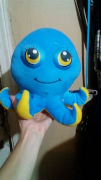 blue and yellow animal plush toy Moberly, 65270