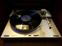 Yamaha Direct Drive Stereo Turntable Record Player Welland, L3C 5Y6