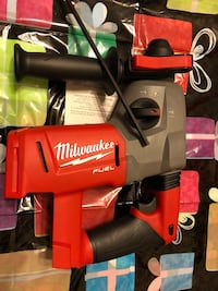 """Milwaukee fuel 1"""" sds plus rotary hammer (2712-20)tool only"""