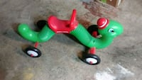 green and red ride-on toy Philadelphia, 19115