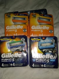 Gillette blades Forest Grove, 97116