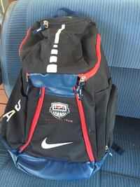 black and red Nike backpack Baltimore, 21222