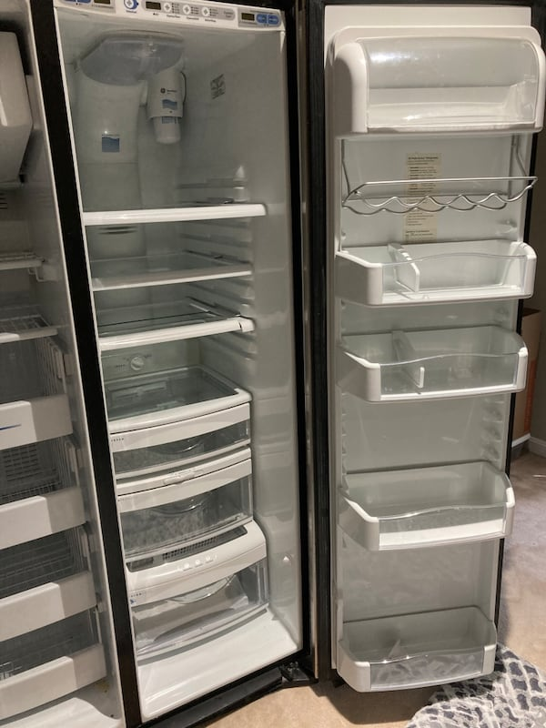 GE PSS26SGPASS fridge for sale 4