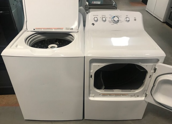 GE washer and dryer set 90 days warranty 2be02a9d-77c7-43dc-825e-83083da7608a