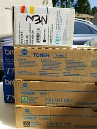 9 Sealed new toner cartridge, various  Ventura, 93003