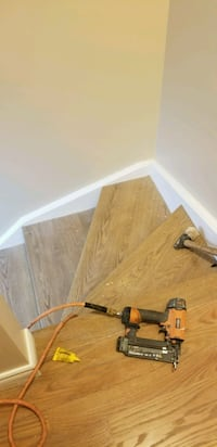 Stairs & Hardwood Flooring Services Mississauga
