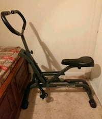 Healthcare ExerGlide machine 550 km