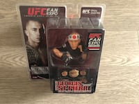 Georges St-Pierre collectable UFC figure. Mississauga, L5N 2V9