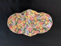 James Kent Rosalynde Chintz 2 piece serving dish  Markham, L3T 3L5