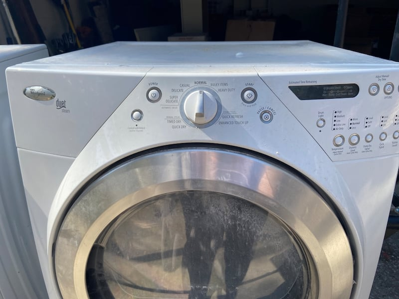 Whirlpool Duet washer and dryer f465ce54-c052-44be-ba78-cb87affa0e49