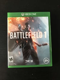 Battlefield 1 for Xbox One Odenton, 21113