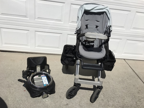 Orbit Baby G2 Travel Set W Stroller BaseSeat Car Seat Base
