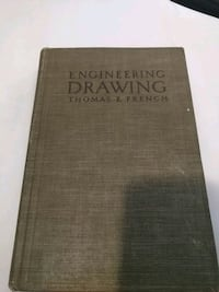 Engineering drawing by Thomas .E. French 1941