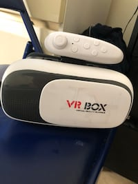 VR Box 2.0 with remote good for android phones 4.6 - 6