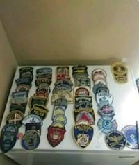 Patches (read info) Nicholson, 30565