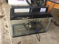 10 gallon fish tank Leander, 78641
