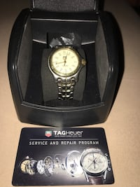 Vintage Tag Heuer link watch perfect condition  Ottawa