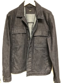 Hugo Boss men's denim jacket Burnaby, V5G 3X4