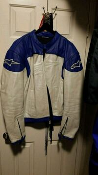 Alpinestars Leather Motorcycle Jacket  San Diego, 92129