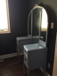 Scandinavian blue vanity  Burlington, L7L 2C9