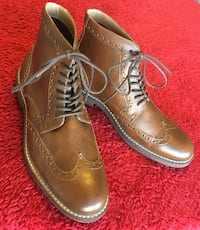 pair of brown leather dress shoes Alexandria, 22311