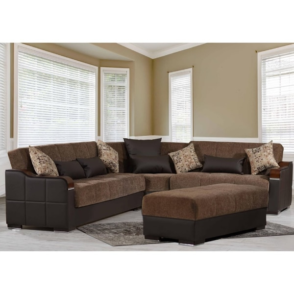 Used Functional Sectional U Amp U Home Budget Furniture For