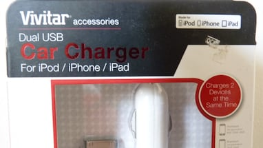iPod / iPhone / iPad Car Charger
