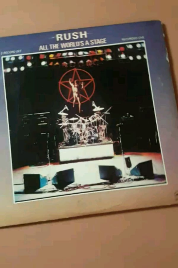 Rush all the world's a stage double live vinyl 381bf2e3-12c6-42a8-b408-bac93af1ea77